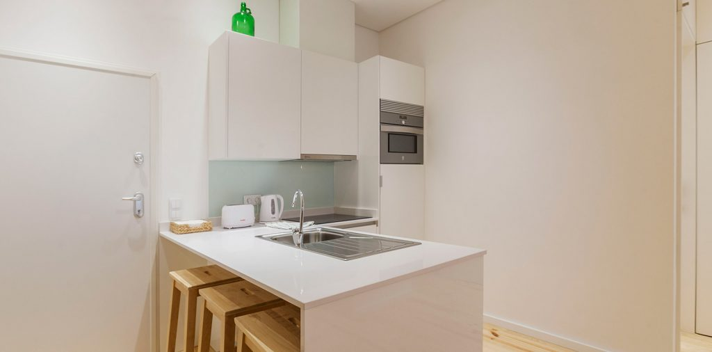 Mercadores Residence - Kitchen