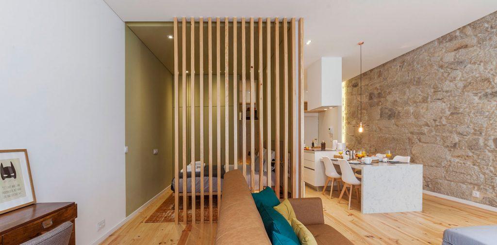 Modern Chic Residence - Living Room