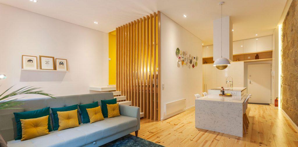 Peter's Residence - Living Room
