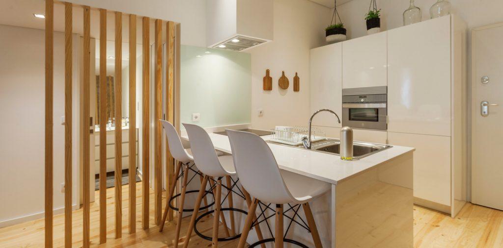 The Ribeira Vintage Residence - Kitchen