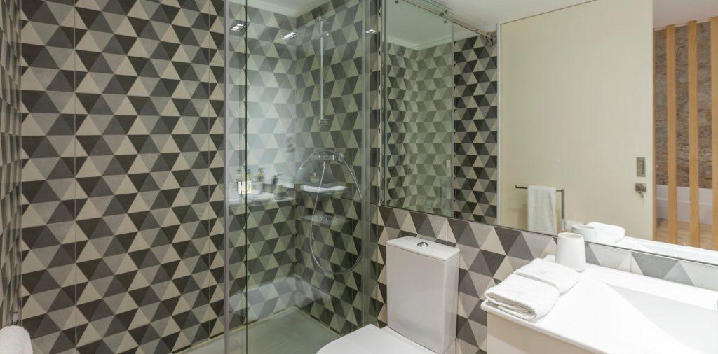 The Ribeira Vintage Residence - Bathroom