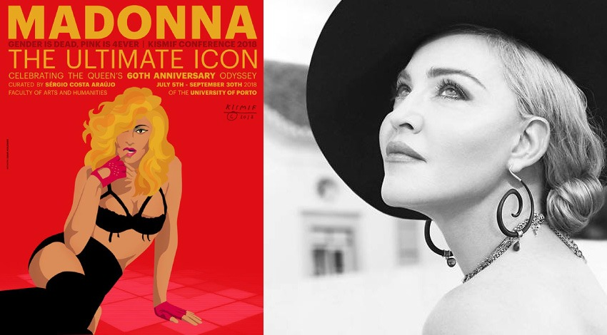 Madonna - The Ultimate Icon until Sept 28 - Old Stone Flats