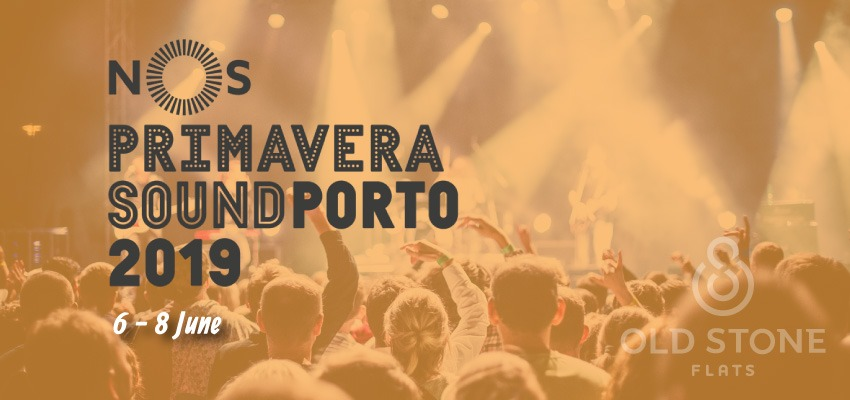 NOS PRIMAVERA SOUND 2019 - OLD STONE FLATS