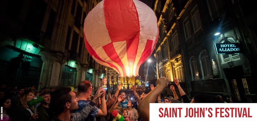 Saint John's Festivities - OLD STONE FLATS